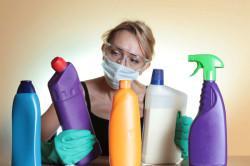 Моющие средства как причина появления заусенцев на пальцах