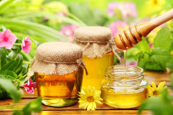 Мед для приготовления маски от пигментных пятен