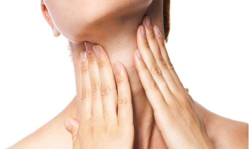 Проблема морщин на шее