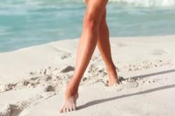 Плотная смуглая кожа на ногах как причина врастания волос