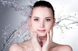 Снятие макияжа перед пилингом
