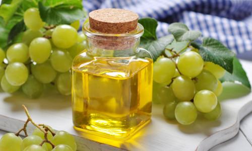 Польза масла из виноградных косточек