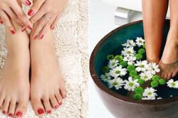 Гигиена пальцев ног